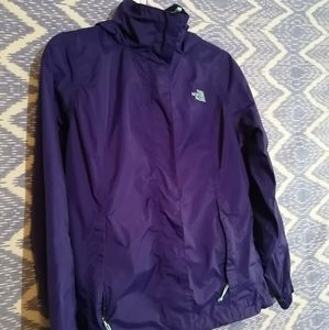 North Face Windbreaker size sm